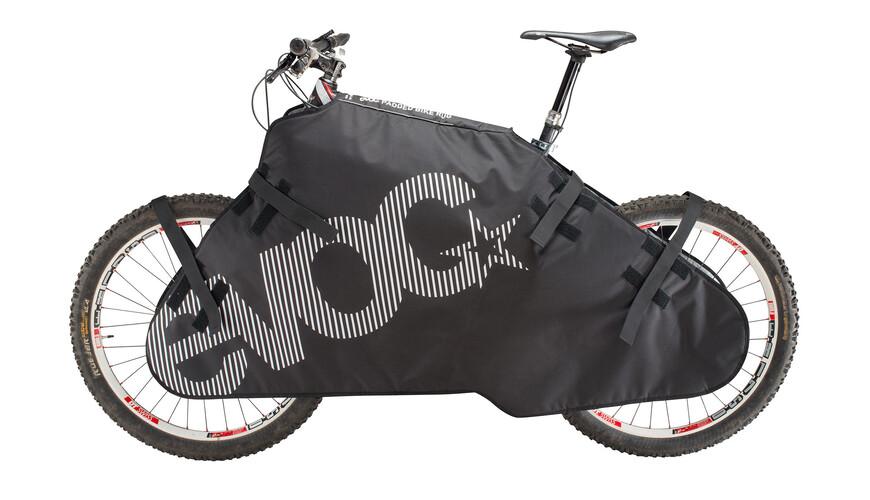Evoc Padded Bike - Bolsa transporte bicicleta - negro